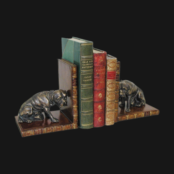 Boxer Bookends (Pair)