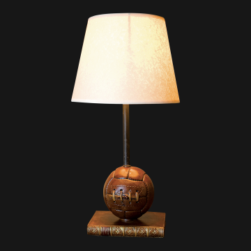 Football Lamp with Shade