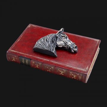 Horse Paperweight Large